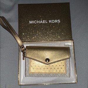 Michael Kors Wristlet NWT